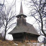 Biserica de lemn - Satul Doba