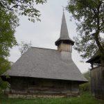 Biserica de lemn - Dobrin